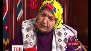 Знахарці, що втекла з Донбасу на Полтавщину, виповнилося 104 роки