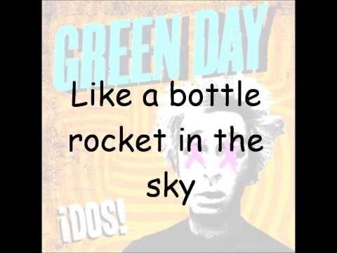 """Wow! That's loud"" - ""Green Day"" Lyric Video"