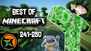 The Very Best of Minecraft | 241-250 | Achievement Hunter | AH