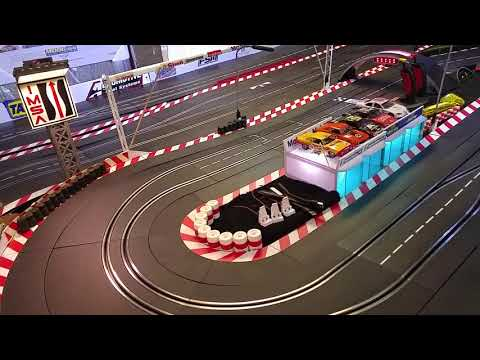 New Slot Car Solutions Digital Carrera Track Highlighting New Products