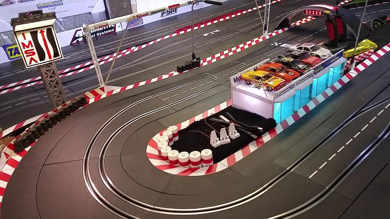 Carrera slot cars youtube