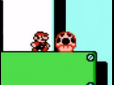 Super Mario Bros. 3 (NES): Beta/Unused objects and unused enemies