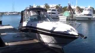 Four Winns 278 Sports Cruiser for sale Action Boating boat dealer Gold Caost