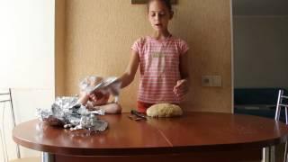 Готовим торт папе на день Рождения(В этом видео мы с Василисой впервые готовим торт полностью сами! Ну мама совсем чуть-чуть нам помогает за..., 2016-06-10T18:11:29.000Z)