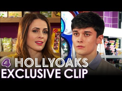 Hollyoaks Exclusive Clip: Friday 13th April