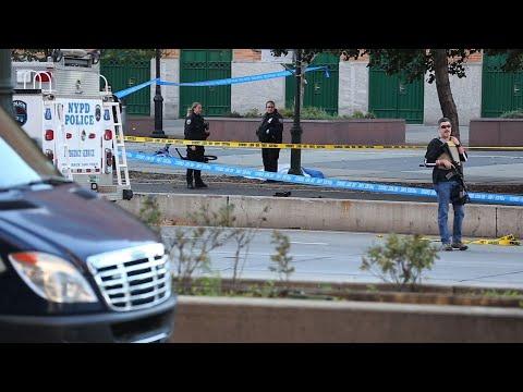 Several Dead and Injured on Manhattan Bike Path