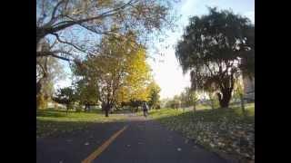 Tour de Montréal à vélo en 15 minutes