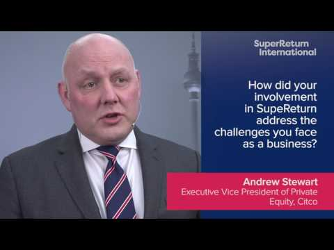 For us it's about diversity and strategy- Opportunities at SuperReturn International