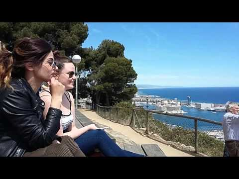 University trip to Barcelona 2016