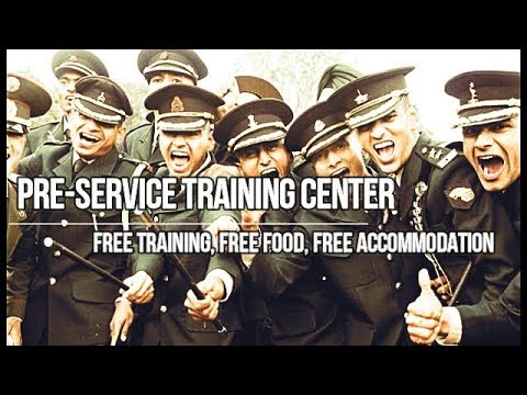 Pre-Service Training Center for the Recruitment of Armed Forces in Maharashtra