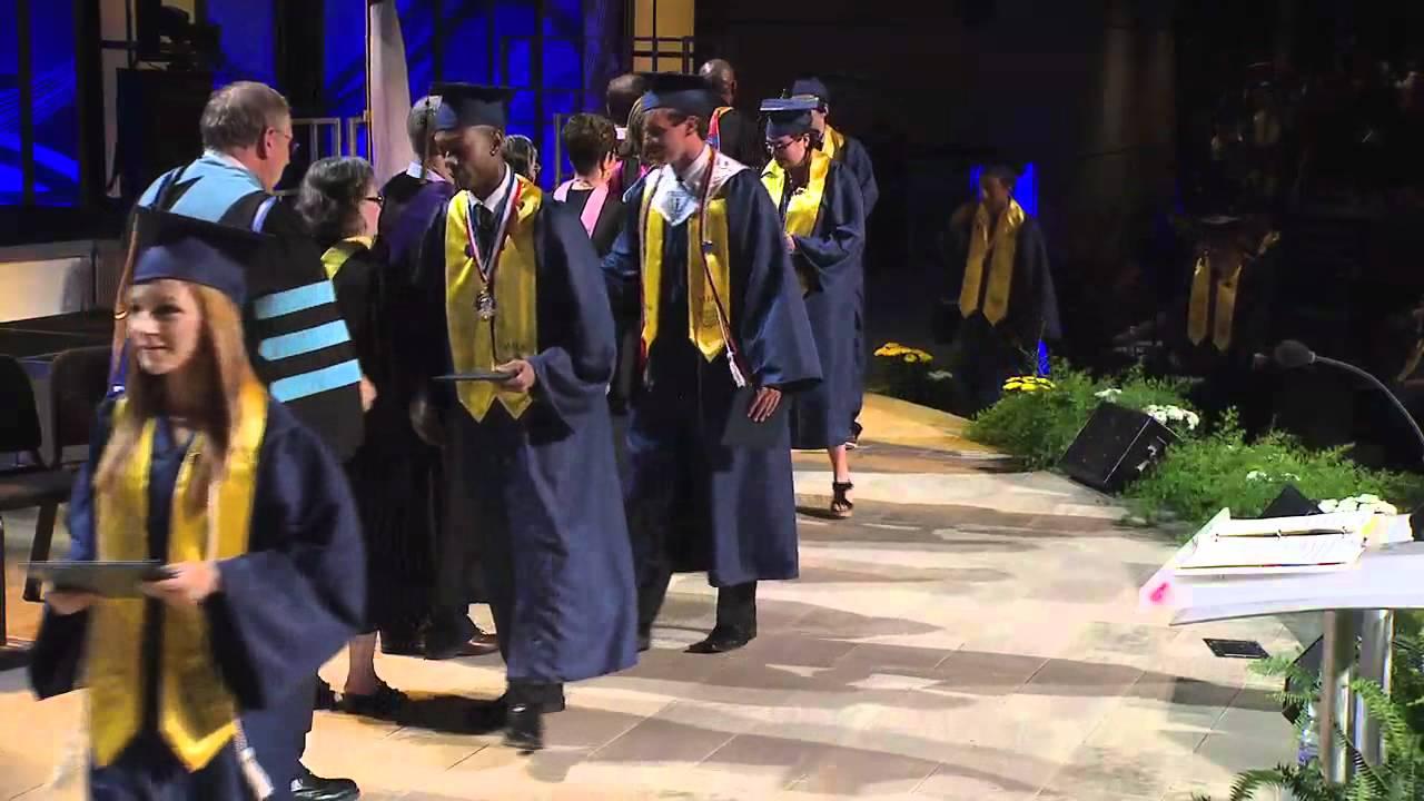 Mckinney High School 2012 Graduation Youtube