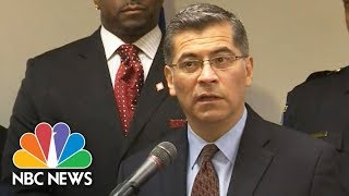 Police Shooting Of Stephon Clark Announced As Independent Oversight By California DOJ   | NBC News