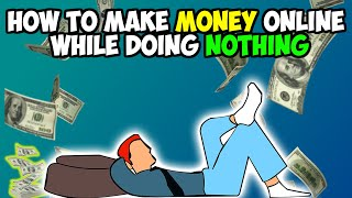Make money online by doing almost nothing on android