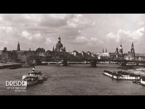 Visit Dresden ▶ City of Baroque before Bombing 1945 (Part 1)