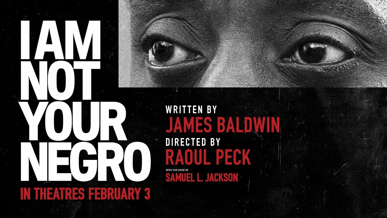 I Am Not Your Negro - Official Trailer - YouTube