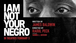I Am Not Your Negro - Official Trailer thumbnail