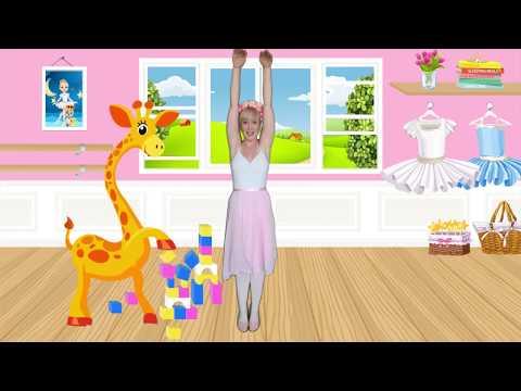 Ballet Dictionary: Relevé (Kids Ballet Class)