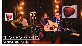 Tu Me Haces Falta  (VIDEO)