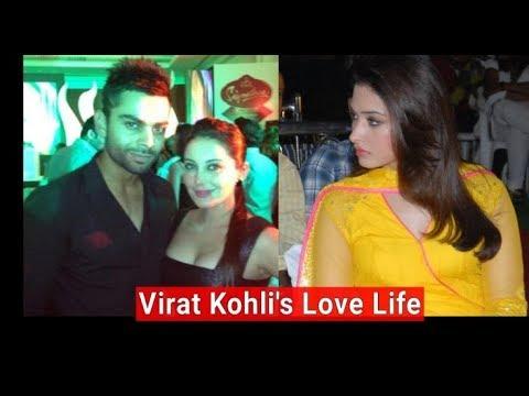 Virat Kohli Dated These  Indian Actresses Before Anushka Sharma