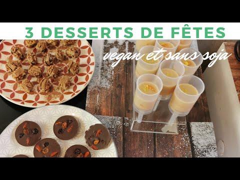 3-desserts-vegan-sans-soja,-sans-gluten-pour-un-apÉro-dinatoire-ou-un-rÉveillon- -lundi-vert-n°104