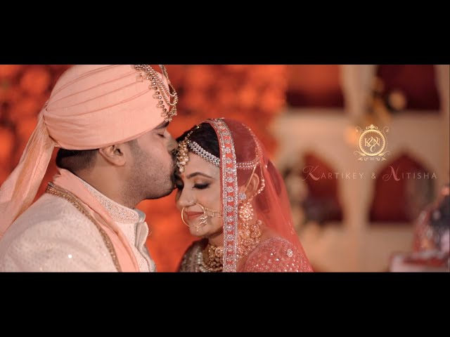 WEDDING TEASER || KARTIKEY & NITISHA || CROWN PLAZA || THE WEDDING FOCUS