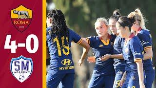Women s Coppa Italia LIVE ASRoma v San Marino Academy