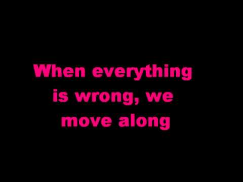 The All-American Rejects- Move Along w/ Lyrics HQ