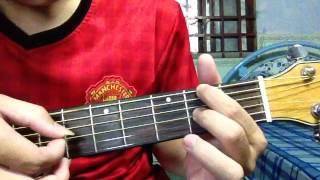 Hướng dẫn guitar solo Fingerstyle Snowflower p1 by SMR