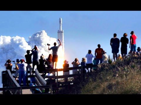SpaceX- Rewind 2018: A Year To Remember