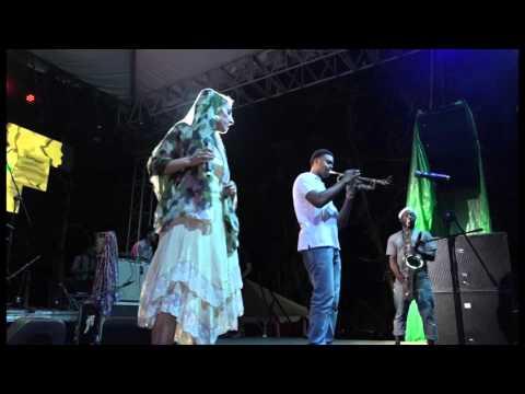 Shusha- live in Jamaica