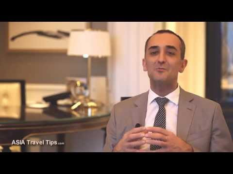 The Ritz-Carlton, Macau Interview with General Manager - HD