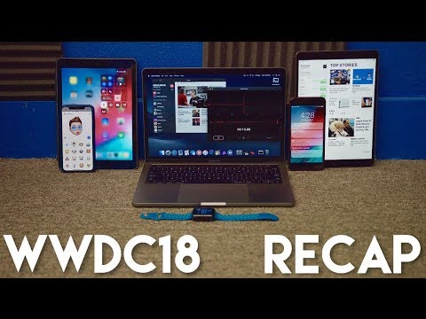 WWDC18 Recap: It's all about Software