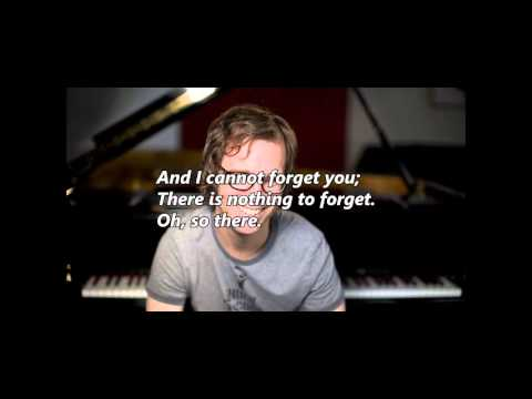 Ben Folds - So There (with lyrics)