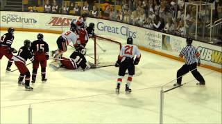 Grand Rapids Hockey-Duluth East-2015-Sec7AA Semi Finals-Feb 21, 2015