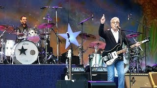 Ringo Starr & His All-Starr Band with 10cc's Graham Gouldman - Drea...
