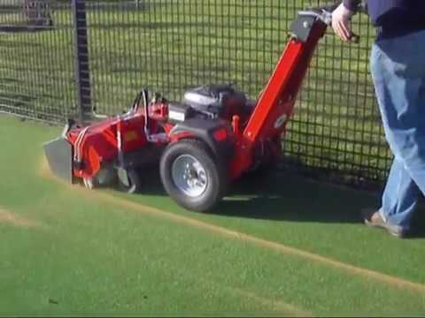Kersten K 820 With Sweeper And Sports Surface Separator/collector