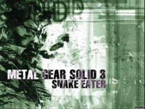 Metal Gear Solid 3 Snake Eater Soundtrack: Main Theme