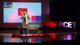 Connecting Strings Of Life with Rhythms of Life | Anupama Bhagwat |TEDxRCET