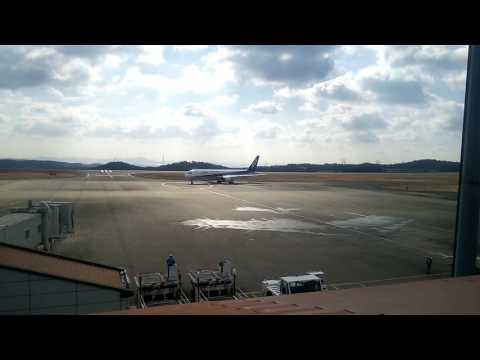 はじまりへの旅 OKAYAMA airport observation deck