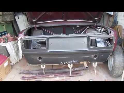 Видео ремонт автомобиля