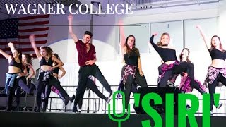 Wagner College Dance Team 'SIRI' | Songfest 2017