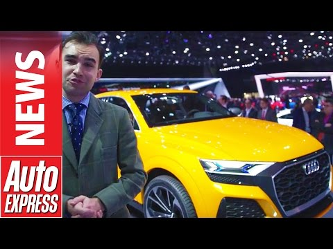 New Audi Q8 Sport Concept points the way to the SQ8