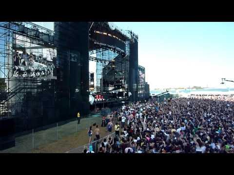 Benny Benassi @ Ultra Music Festival 2010