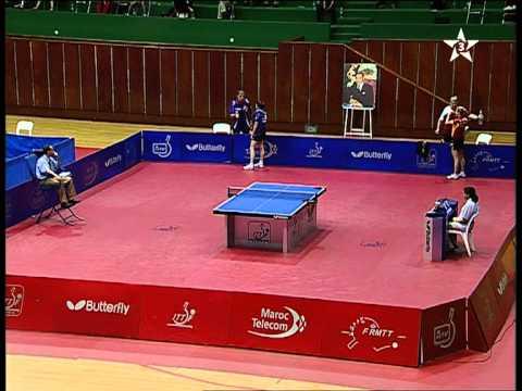 2012 4th Morocco Open (ws-qf) LENNON Emmanuelle - DVORAK Galia [Full Match/High Quality]