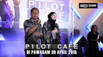 MALAM GALA TAYANGAN PERDANA - Hafiz Suip & Adira (UNTUK CINTA OST Pilot Cafe)