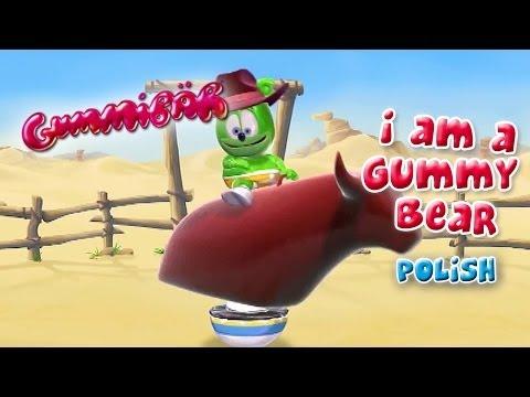 The Gummy Bear Song - Polish Version - Gummibär The Gummy Bear