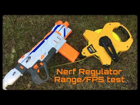 Nerf Regulator EXPOSED (Much Worse In Burst/Full-Auto)