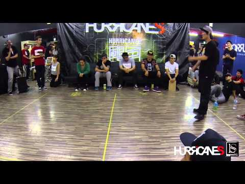 2014 LORD OF CAMPUS | Freestyle | 7 To Smoke [Final]