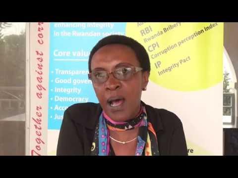 Transparency International-Rwanda isanga guhana abagurira abazunguzaji muri Kigali bije huti huti