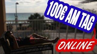 3 Möglichkeiten, um online die ersten 100€ pro Tag zu verdienen (Erstes Ziel)